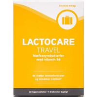 Lactocare Travel, 60 stk.